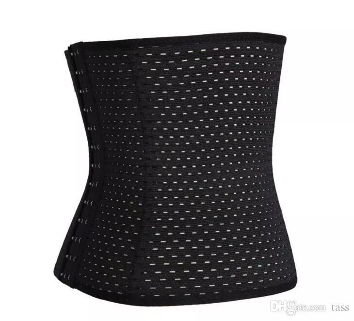 Creux Corset Slim Ceinture S-3XL Body Femmes Taille Formateur Minceur Shapewear Formation Corsets Cincher Body Shaper Bustier Livraison Gratuite