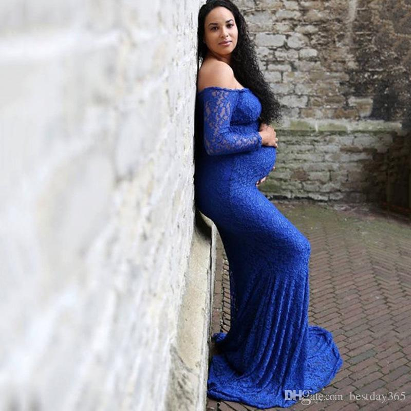 Sexy Maternity Dresses with Boots