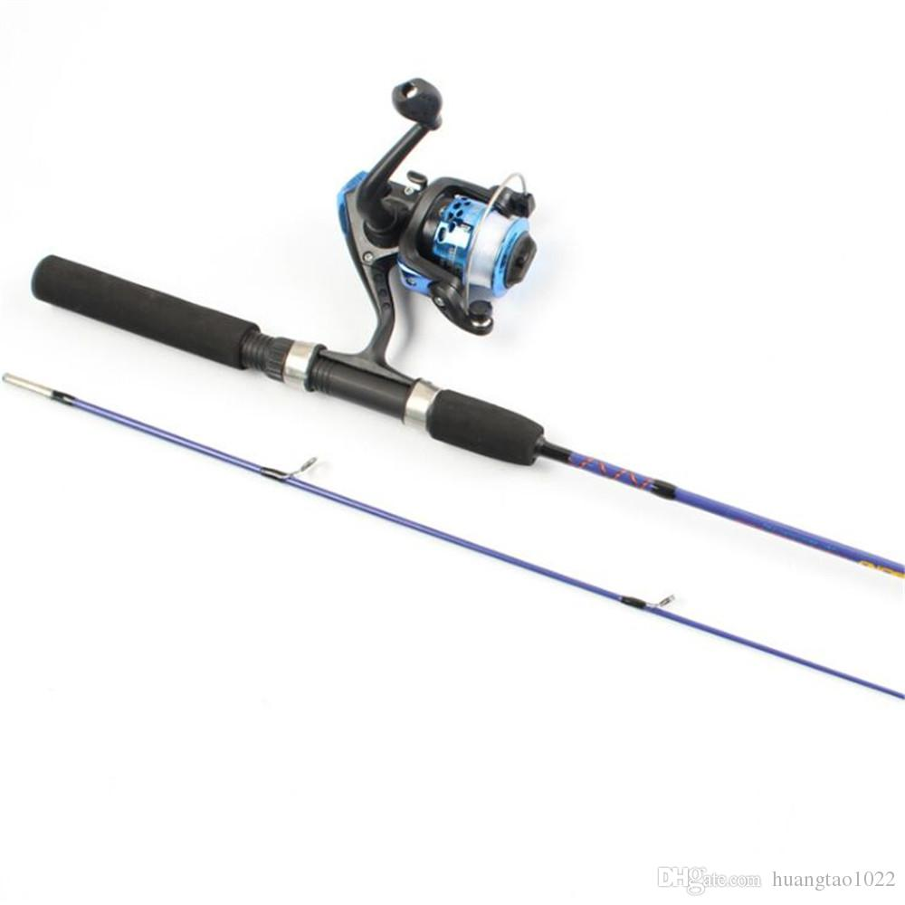 Equipment of a winter fishing tackle on bream. Winter float rod: equipment 55