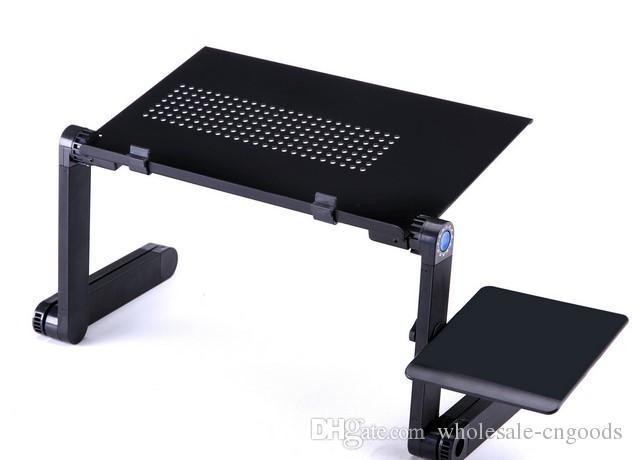 Le nouveau lit est plié bureau bureau frais ordinateur portable ordinateur de bureau étude de mode petite table table à manger table de jeu