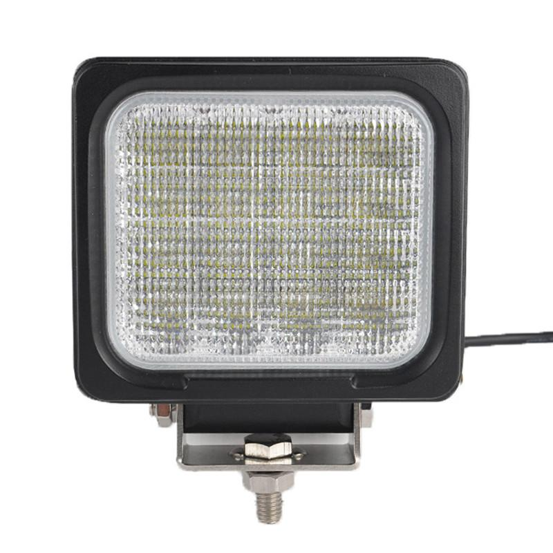 "DHL 5"" 48W CREE Chips LED Driving Work Light 16LED*3W Offroad SUV ATV Spot Pencil / Flood Spread Beam 4800LM Square Super Bright WHITE"