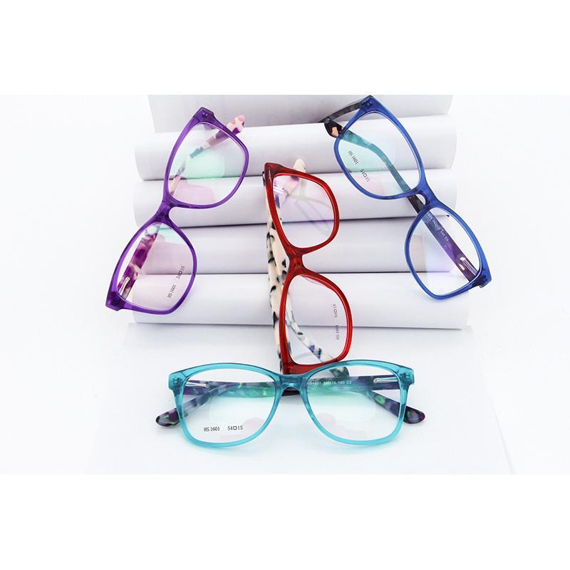 Großhandel Großhandels Trendy Brillen Rahmen Marken Designer Rote ...