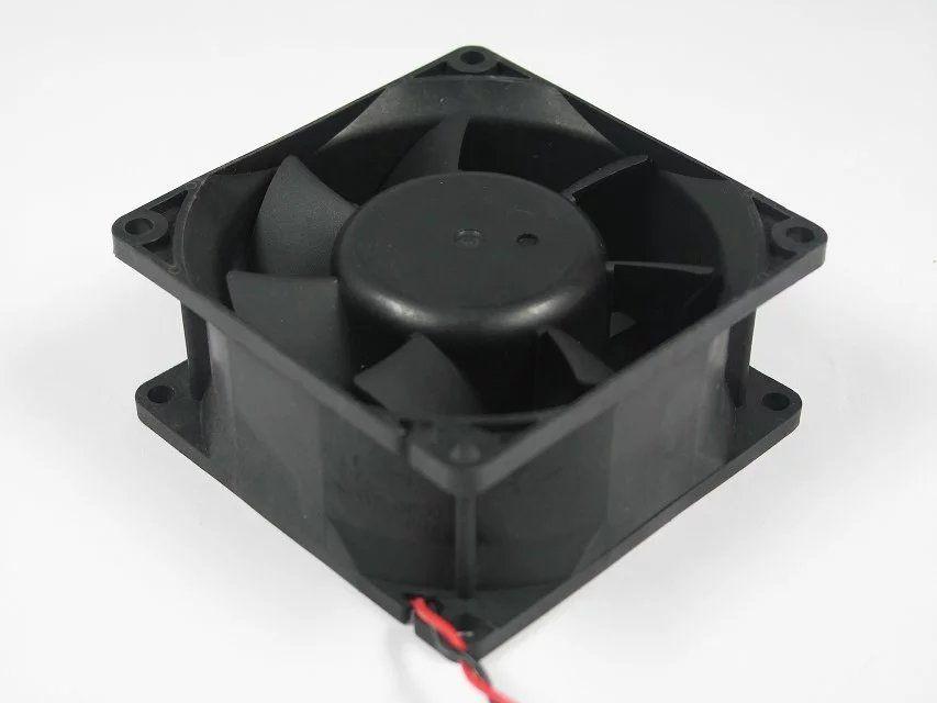Nidec V35132-16LRCKF DC 24V 0.45A 2-wire 2-Pin connector 90mm 80X80X38mm Server cooling Fan