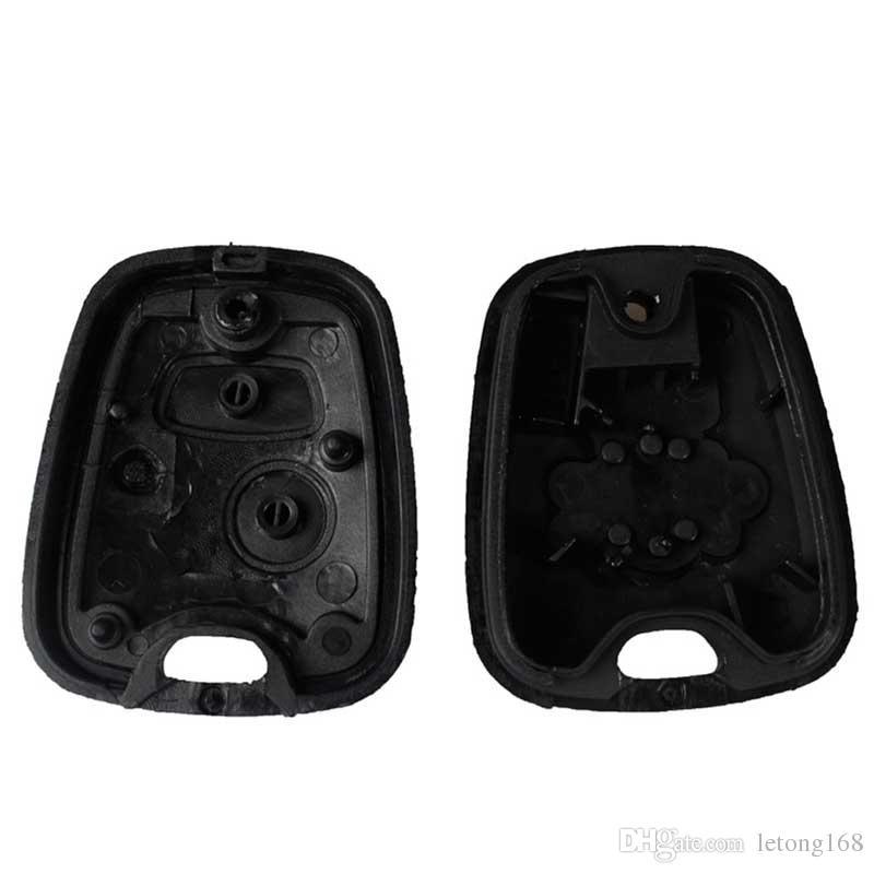 Guaranteed 100% 2 Button Key Shell Remote Key Fob Case For Citroen C1 C2 C3 Xsara Saxo Berlingo Picasso