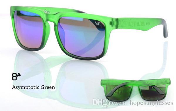 Marke Designer Spion Ken Block Helm Sonnenbrillen Mode Sport Sonnenbrillen Oculos De Sol Sonnenbrille Eyesware 22 Farben Unisex Gläser