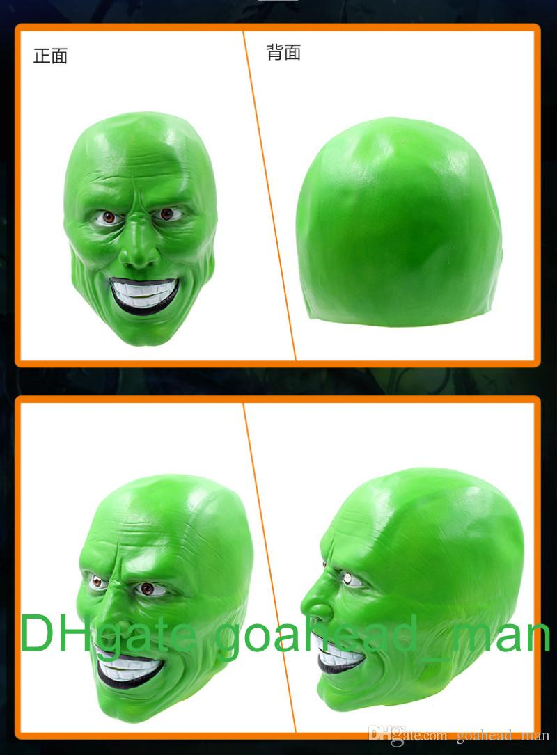 2017 Magic Mask Head Mask America President Costume Latex ...