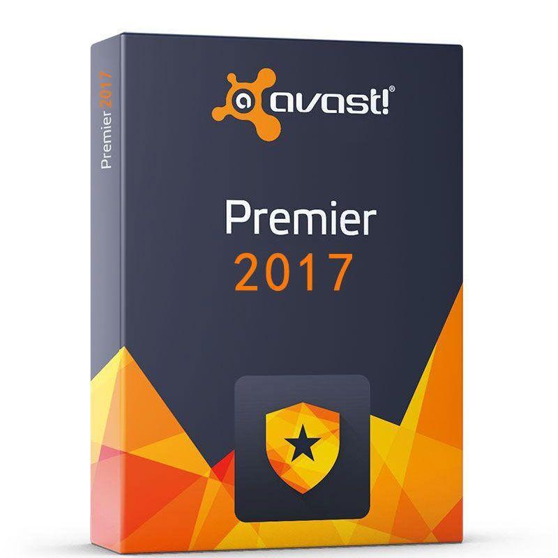 Compre Avast Premier Antivirus 2017 Versión 3 Clave De
