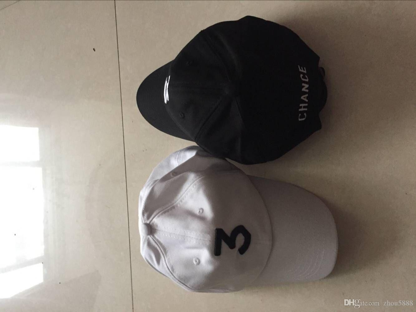 Coloring book chance the rapper hat -  New Chance 3 The Rapper Caps Streetwear Kanye West Dad Cap Letter Baseball Cap Coloring Book