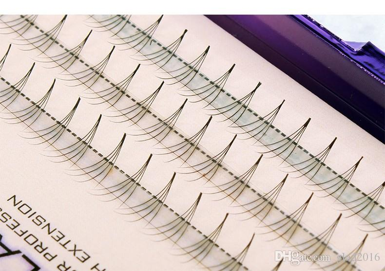 f88a67f42d0 8 13mm Volume 4D Eyelash Extensions 0.07 Thickness Hair Mink Strip  Eyelashes Individual Lashes Fans Lash Natural Style Fake Lashes Individual  Lashes From ...