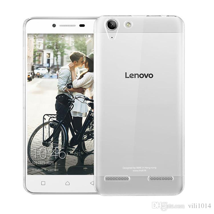 For Lenovo VIBE Z2 PRO K80 K3 K4 NOTE S60 Soft TPU Ultra slim Clear Transparent Back Case Phone Bag Protection Shell Cover