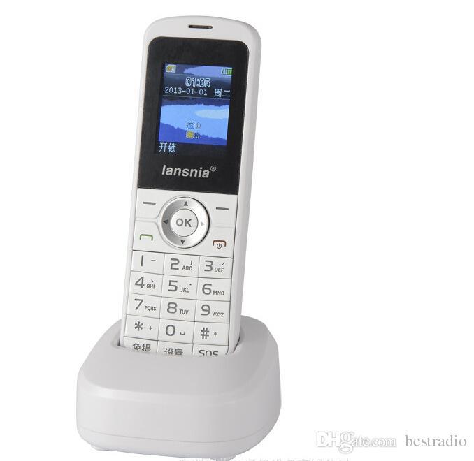 GSM 850/900/1800 / 1900MHZ PHONE WIRELESS, CELLULARE GSM, Telefono GSM uso domestico e d'ufficio, Supporto 8 lingue del paese.