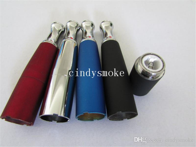Wax Skillet Vaporizer Ego D atomizer Multi Colors Pancake wax Coil for EGO Series Ego-T Ego-C Ego-W Electronic Cigarette