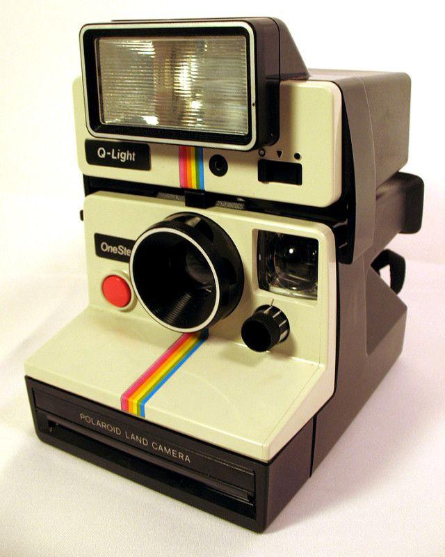 Wholesale-POLAROID SX - 70 Rainbow Machine with Original Flash ... f588ec3a9c
