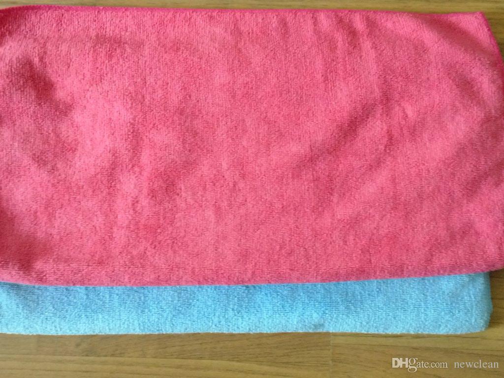 40x90CM 300gsm Mikrofaser Auto Reinigung Handtuch Mikrofaser Detaillierung Polieren Scrubing Wachsen Tuch Handtuch Schönheit Haar trocken Handtuch