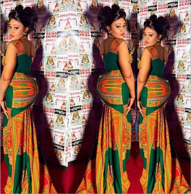 African Women Fashion: 2019 African Women Clothing African Dress Robe Africaine