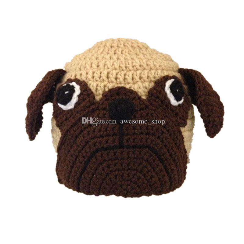 Novelty Pug Hat 7403d9cf054