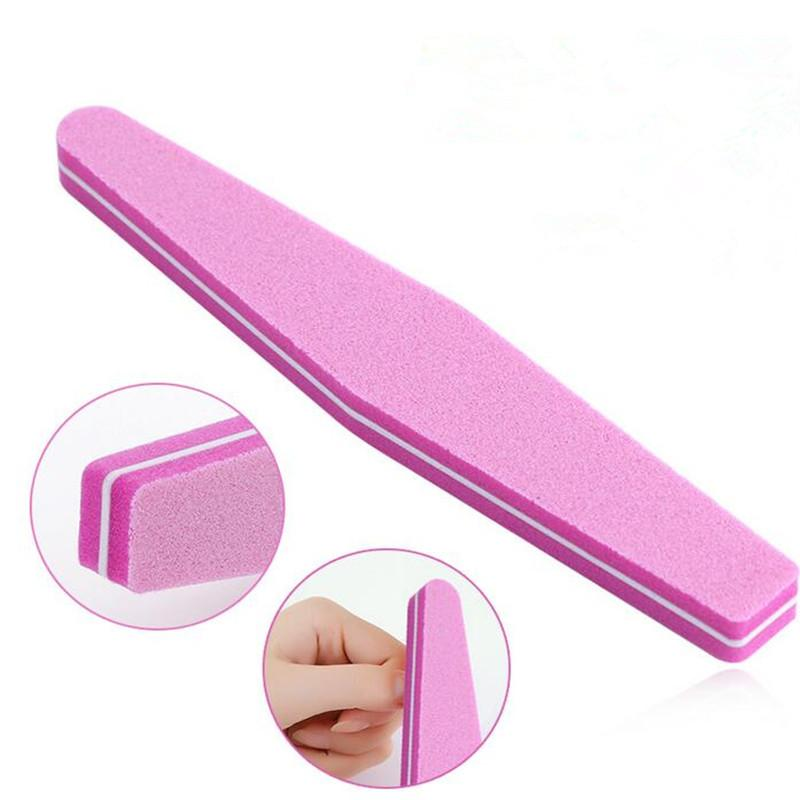 High Quality Nail File Buffer Sanding Washable Manicure Tool Nail ...