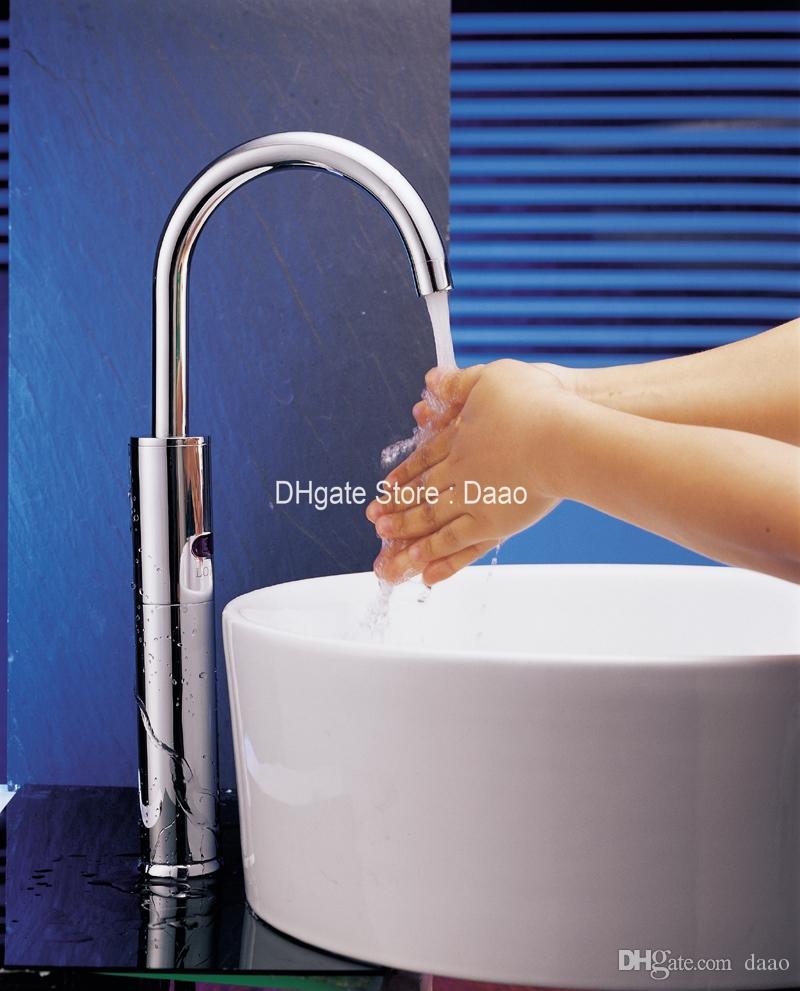 Großhandel Keramikplatte Spule Sensor Wasserhahn GMP Workshop Wasserhahn  Automatische Wasserhahn Sanitär Von Daao, $90.96 Auf De.Dhgate.Com | Dhgate