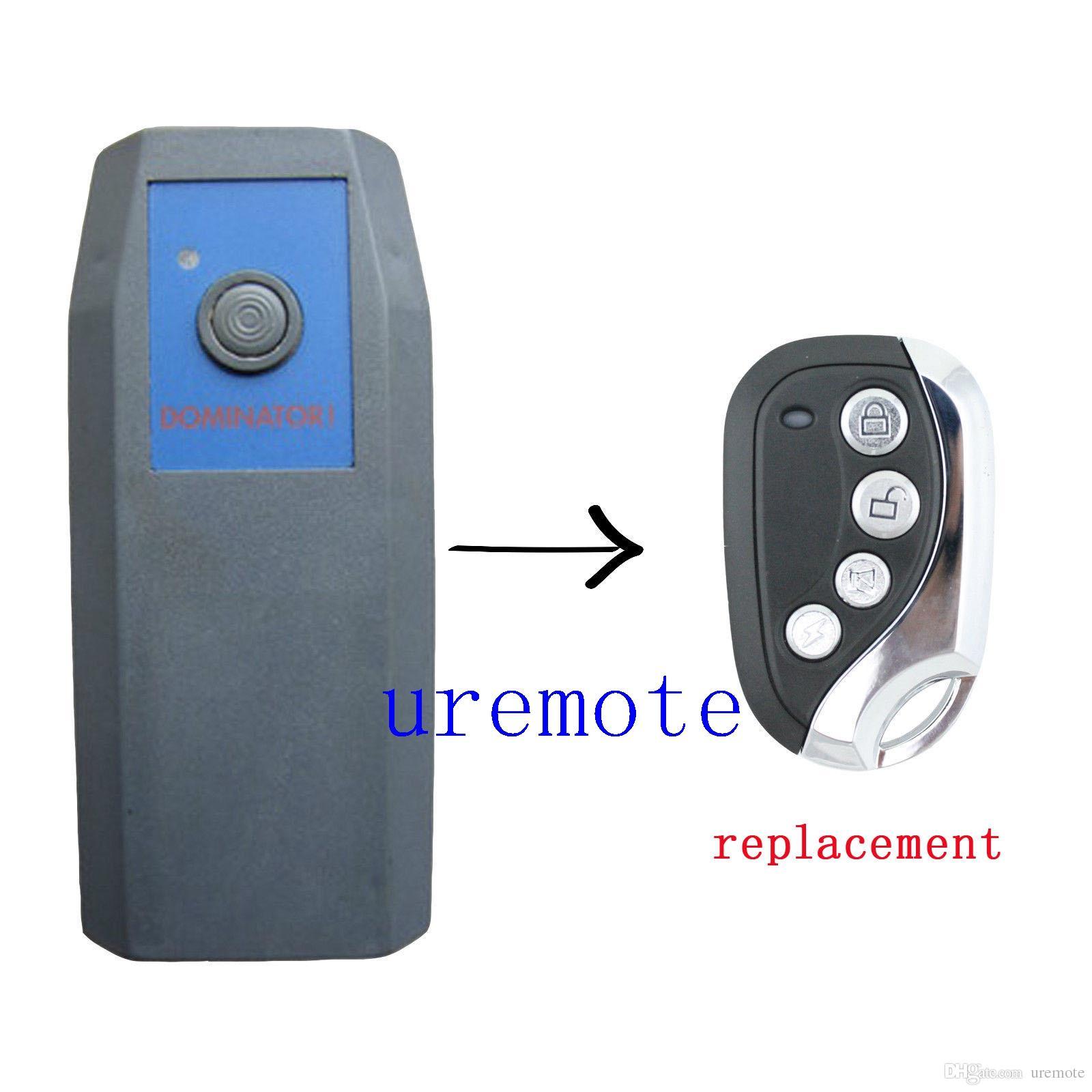 Dominator Ads Dom503 Dom401 Garage Door Remote Duplicator Locksmith