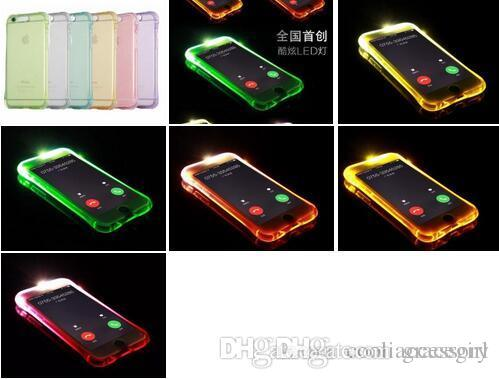 Lightning Flash Led Light Up Phone Case For Iphone X