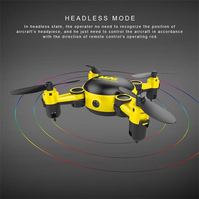 Neue professionelle RC Hubschrauber KY901 WiFi FPV RC Quadcopter Mini Drohne Faltbare Selfie Drohne mit HD Wifi Kamera RC Spielzeug VS H37 H31