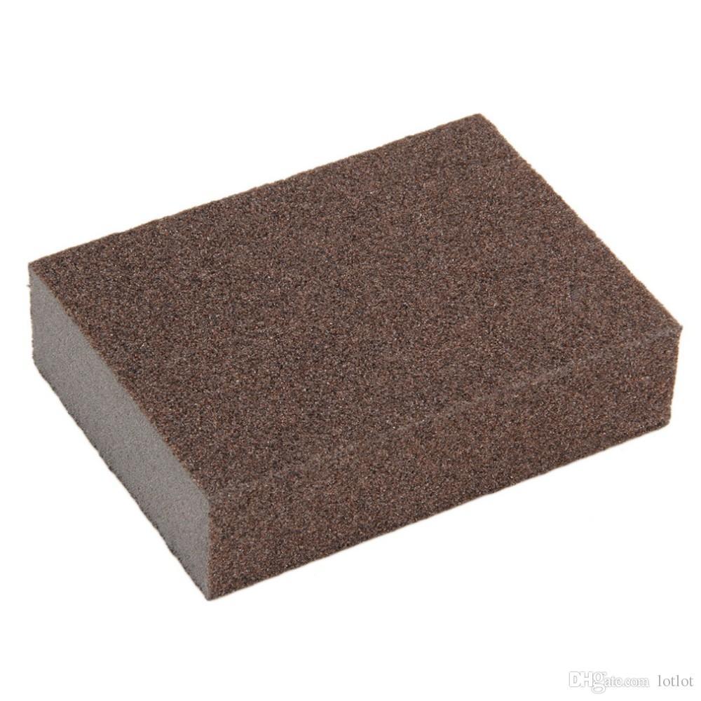 스폰지 Carborundum 브러시 청소 냄비 녹슬지 않는 주방 홈 청소 주방 청소기 도구를 제외하고