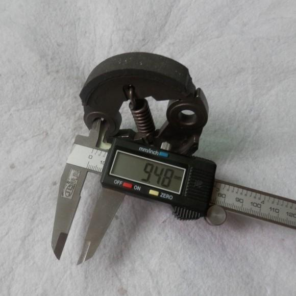 Embrague 76MM pulvimetalurgia para Maruyama BC420 BC421 BC422H desbrozadora envío gratis strimmer repuestos