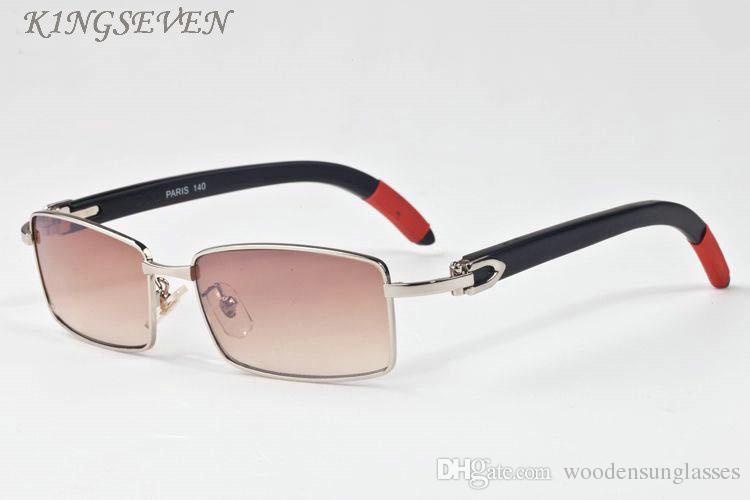 2017 Vintage Bamboo Sunglasses Men Gold Original Wood Sunglasses Women Mirror Sport Goggles Retro Sun Glasses Handmade oculos