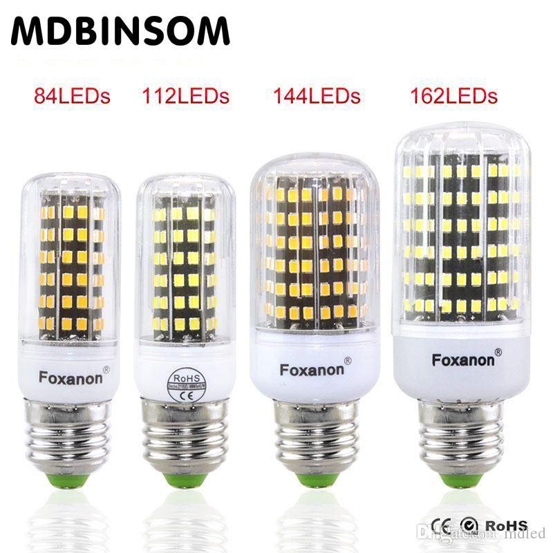123 2835 84 3 9 En Aluminium 12 220 Véritable Plaque Ampoule 15 7 Spot 5 Plein Maïs 42 Smd E27 144 V 162 Led Lampe 10 Watt W JcF13K5uTl