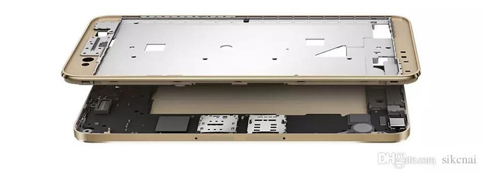Huawei enjoys 5S all Netcom thin metal body, a new generation of fingerprint recognition, 8-core 64-bit processor