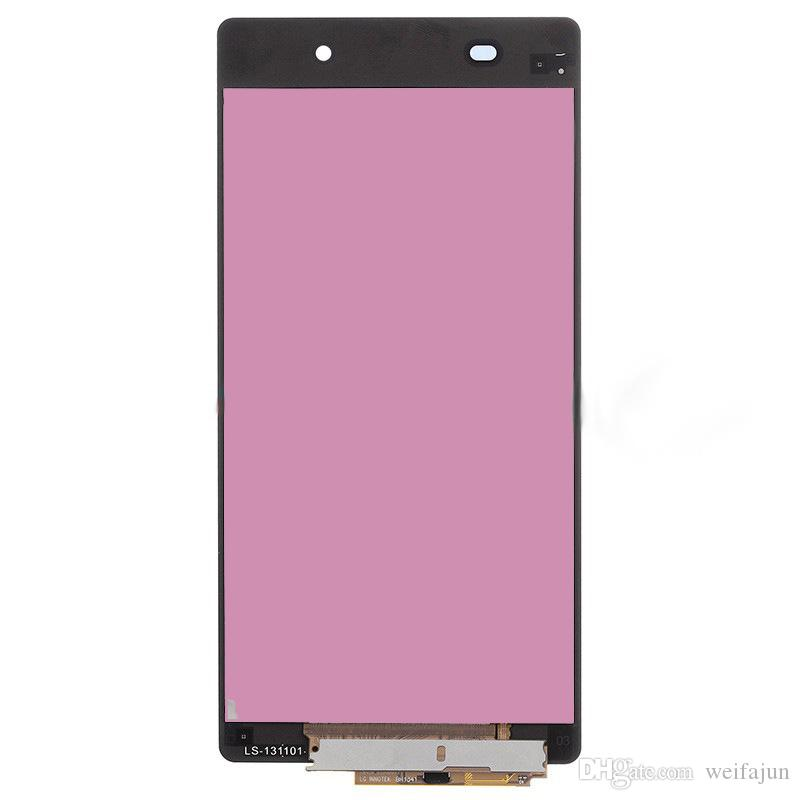 LCD Screen Display For Sony Xperia Z2 LCD Digitizer Screen Replacement Touch Display With Assembly Tools Complete