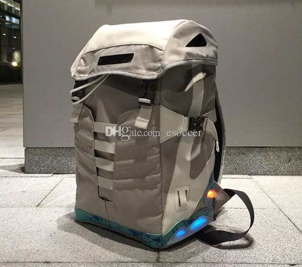 future lighting 2017 back to the future backpacks air mag mens womens unisex led