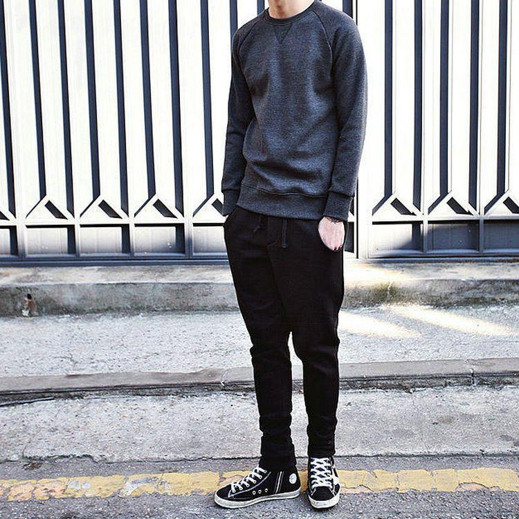 NEW Men Korea Casual Harem Baggy Hip Hop Dance Taper Sport Sweat Pants Sweatpants Trousers Slack Joggers Wholesale