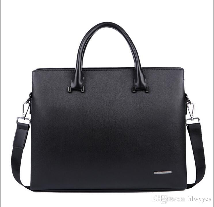 5d629e5fea99 The Chinese Men s Handbag is a Simple One-shoulder Bag with a Business  Briefcase Briefcase Handbag Online with  95.95 Piece on Hlwyyes s Store