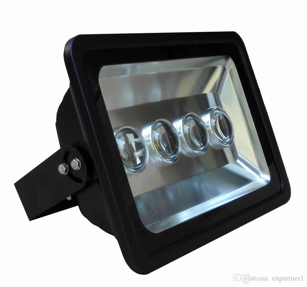 2017 LEVOU Holofotes 200 W 300 W 400 W IP65 Ao Ar Livre CONDUZIU a luz de Inundação da lâmpada à prova d 'água CONDUZIU a luz do túnel lâmpada rua projeto lapms AC 85-265 V