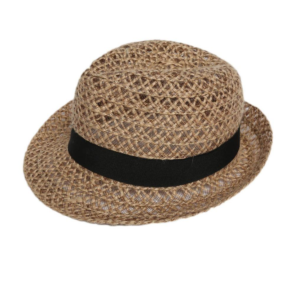 Wholesale- Fashion Women Summer Hats Hollow Straw Hat Sun Hat Chapeu ... a0875d5ca86f
