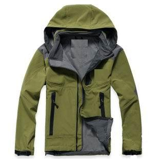 2017 The Winter New Men Outdoor Sportswear Softshell giacca da uomo antivento traspirante traspirante tuta da sci all'aperto