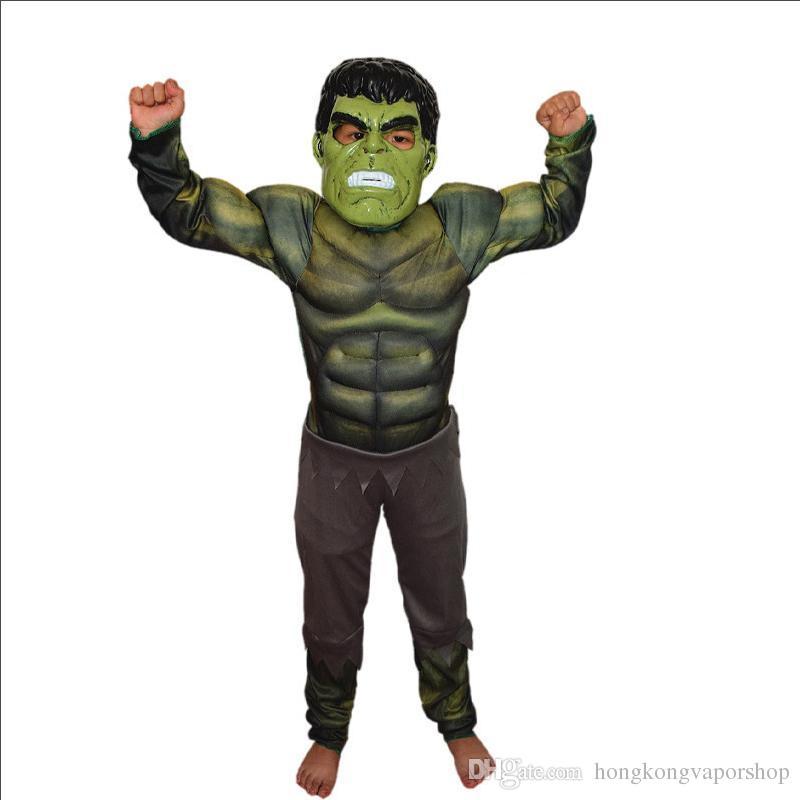 Großhandel Halloween Party Cosplay Kleidung Geburtstag Jungen Kinder ...