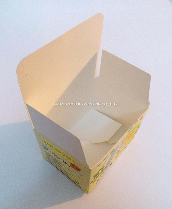 Custom Paper Boxes, Paper Packaging Boxes, Boxes Printing for Cosmetic, C1S Art Paper, Matte Laminated, Auto-lock Bottom
