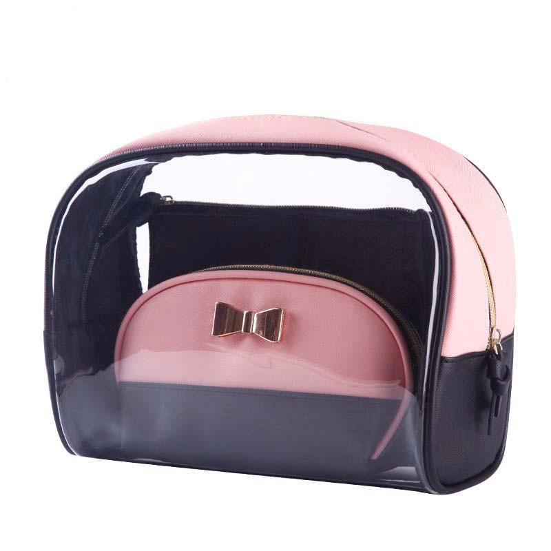 Pvc Cosmetic Bag Clear Makeup Pouch Waterproof Transparent Organizer  Toiletries Beauty Case Accessories Supplies Products Makeup Sales Online  Makeup Store ... a5cec2d27