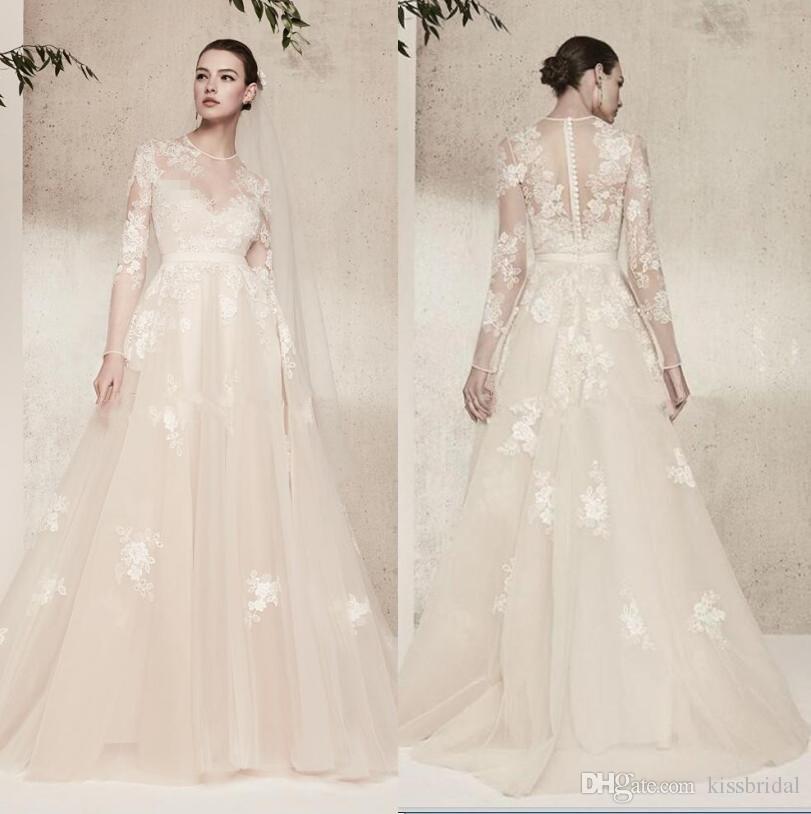 Vestidos de novia elie saab baratos