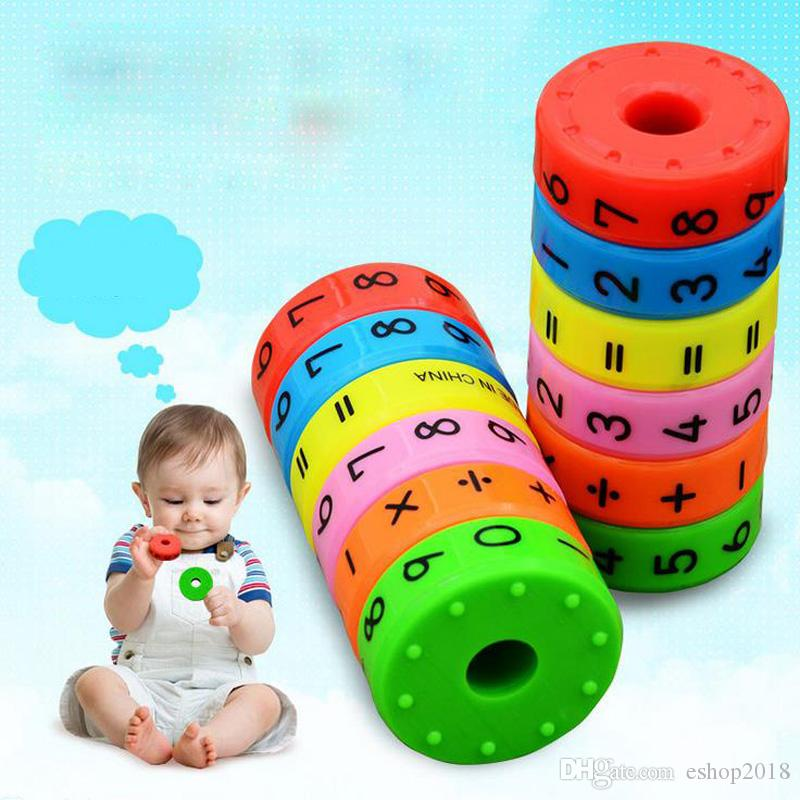 2 magic axis magnetic mathematics digital intelligence arithmetic learning tool educational toys creative gifts kindergarten small gifts