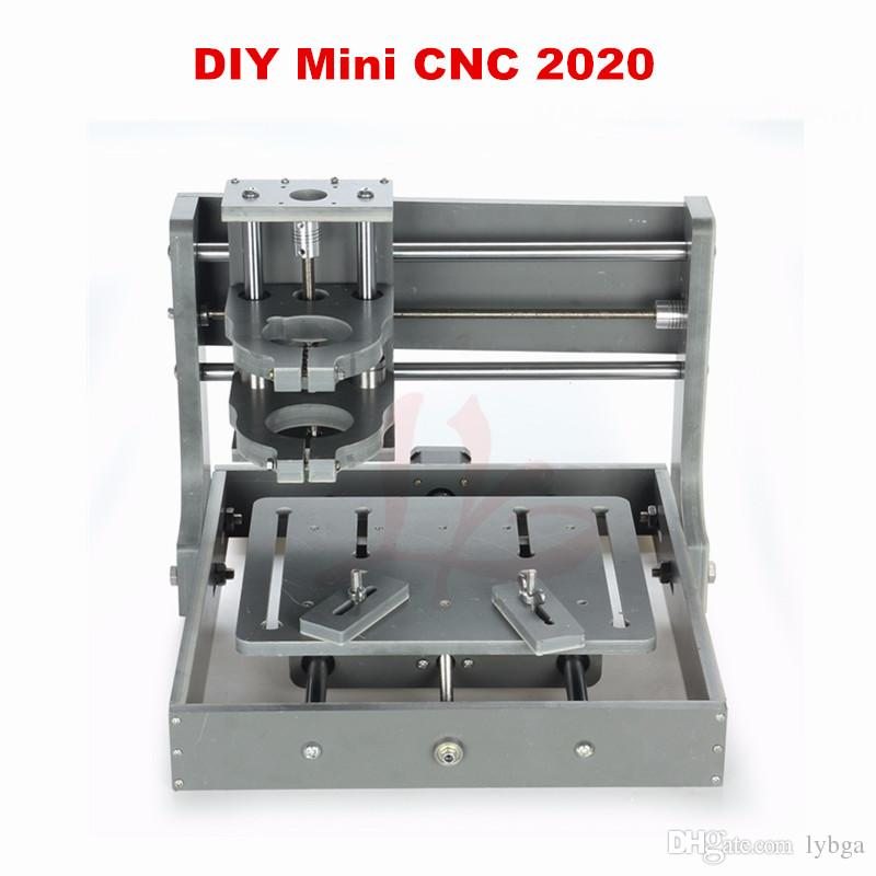 Großhandel Diy Cnc Maschine 2020 Rahmen Ohne Motor Mini Graveur Für ...