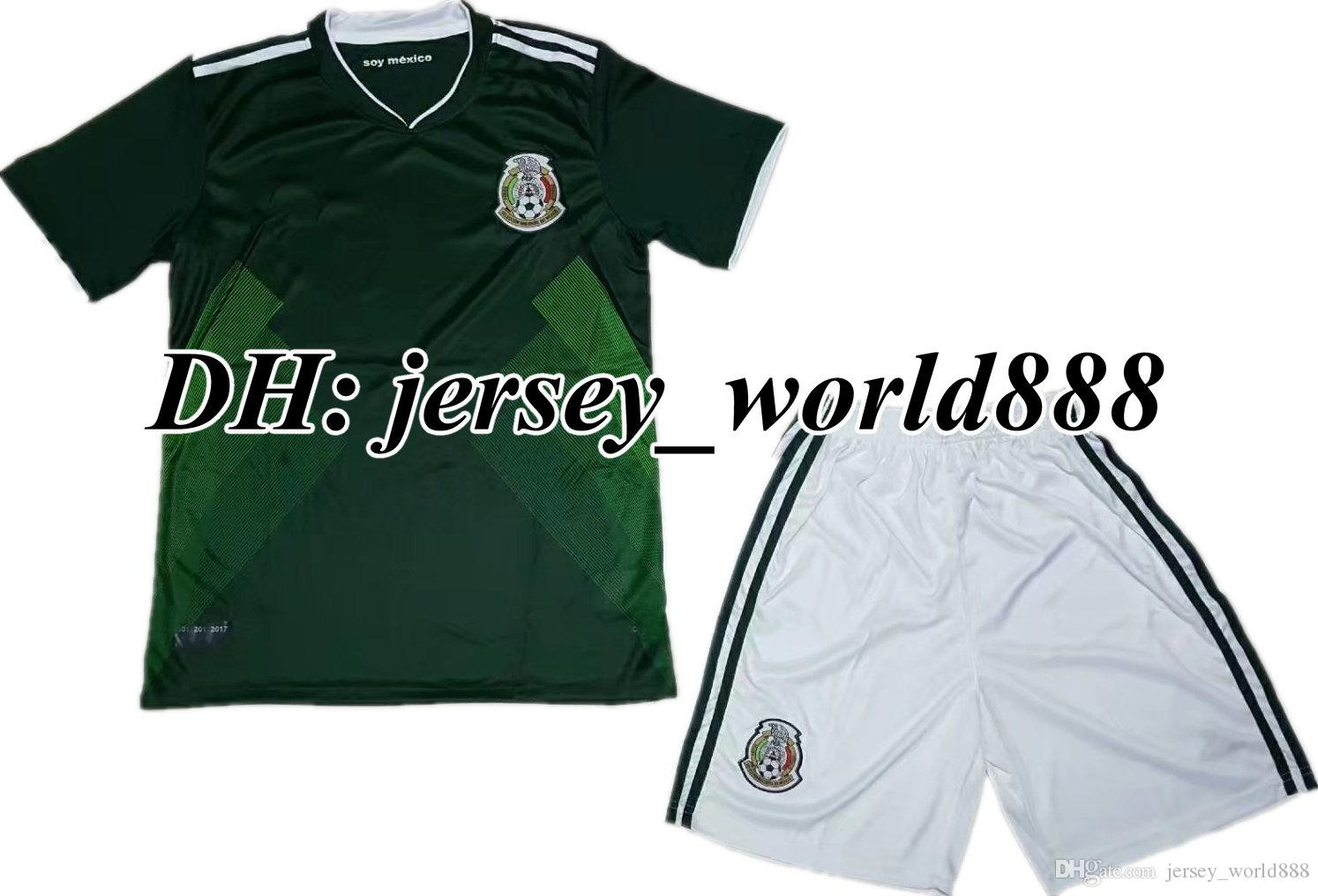d5d30eb8f ... Cup Soccer jersey Kits Mexico home green CHICHARITO M FABIAN G DOS 2015  FIFA Womens World Cup Mexico Women Away Soccer Jersey Giovani dos Santos 10  ...