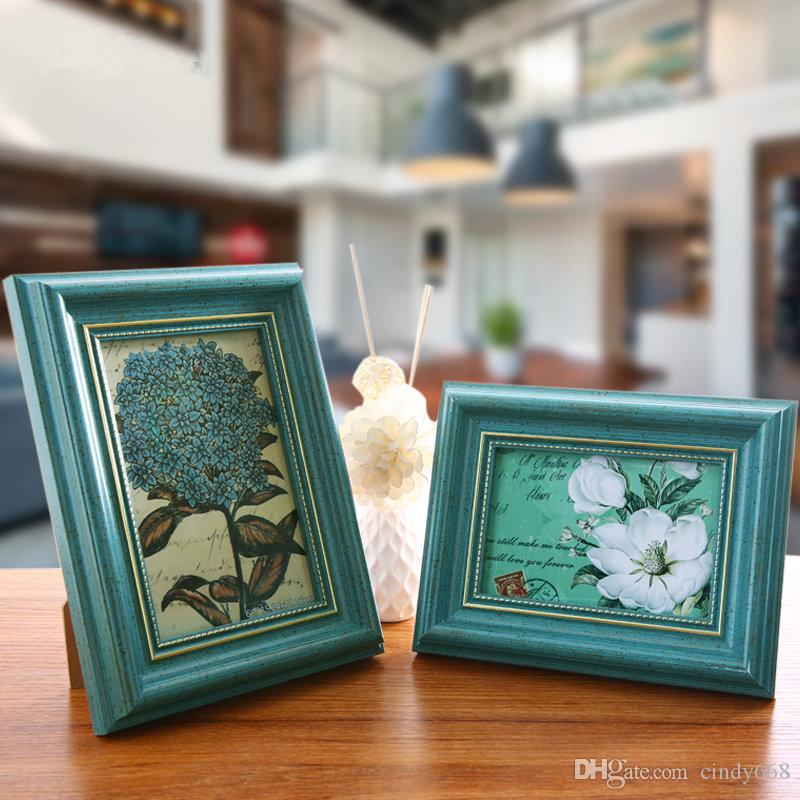 2018 Cheap Creative Vintage Diy Photo Frame New Arrival Wedding