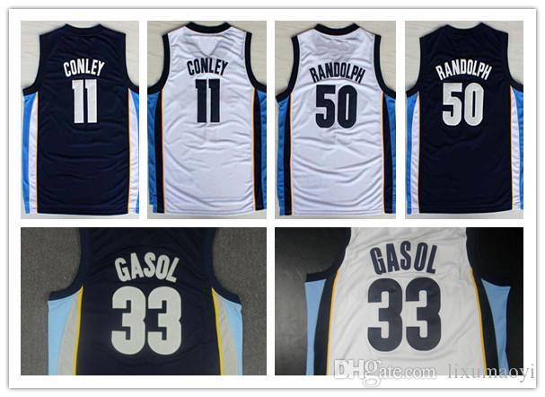 1b1b98ccfe4 ... Mens 33 Marc Gasol Jersey 1970 Sounds Red Navy Blue White Throwback 50  Zach Randolph Shirt