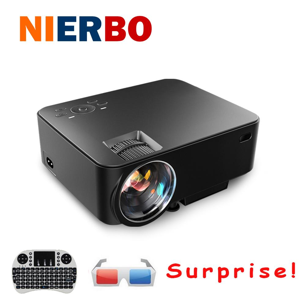 5b6f194e6211f1 2019 Wholesale Wifi Wireless Android 4.4 Projector 1080P Full HD Home  Theater Mini LED LCD Projector For Video Games TV Movie Support HDMI AV  From Cloudless ...