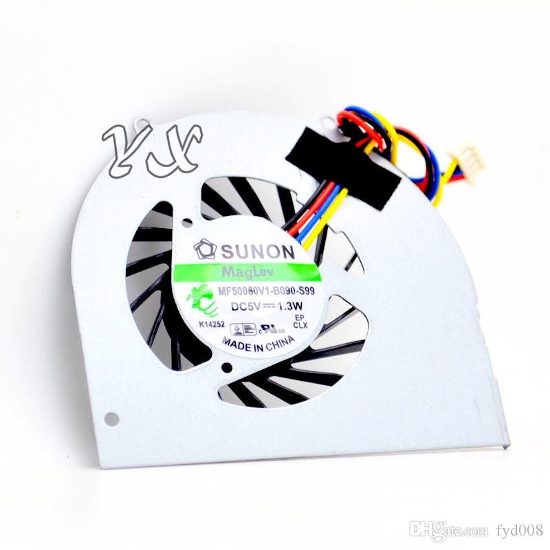 Ventola di raffreddamento della CPU di alta qualità nuova spedizione gratuita Lenovo Q120 Q150 SUNON: ventola del computer portatile serie MF50060V1-B090-S99