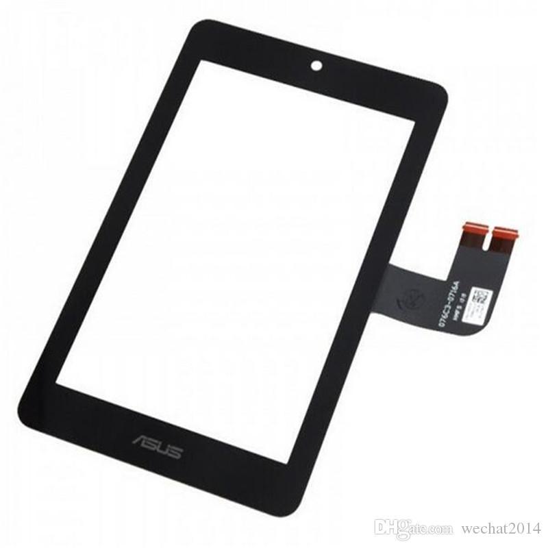 Oem touch screen digitador substituição para asus memo pad hd 7 me173x me173 k00b livre dhl