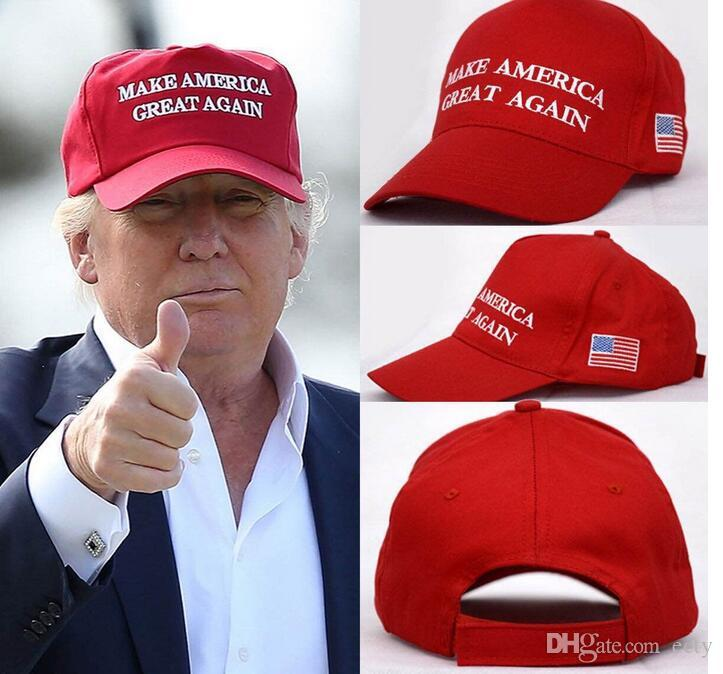 Make America Great Again Baseball Caps Donald Trump Hat Republican Snapback  Sports Hats USA Flag Mens Womens Fashion Cap Trucker Cap Snapback Caps From  Ecty ... 13acba65b1b